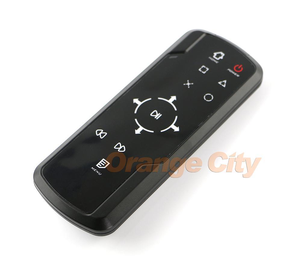 Sony PS4メディアリモート用の素晴らしい新しいBluetoothワイヤレスリモコンゲームメディアメディア