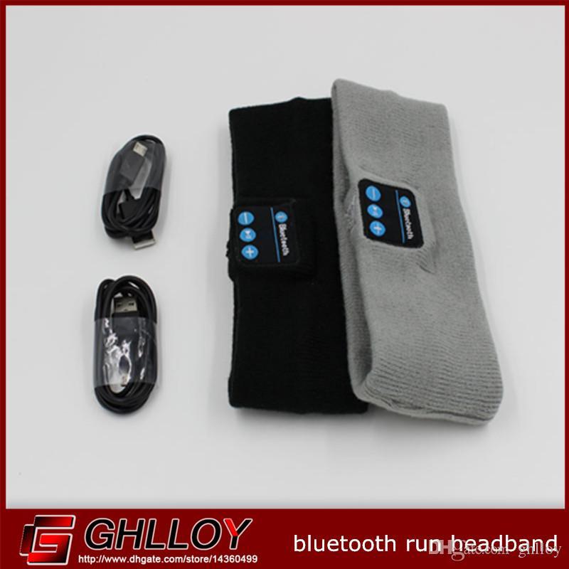 سماعات رأس بلوتوث 3.0 بتقنية البلوتوث في الهواء الطلق للنوم ، 2015 فرقة بلوتوث عصرية خالية اليدين مع سماعات رأس