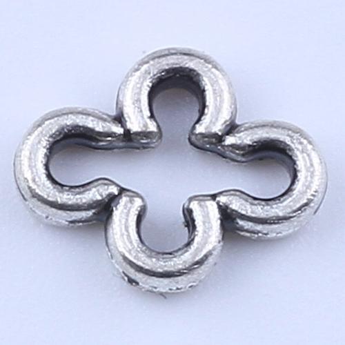 2016 nova moda retro estrela de prata / cobre flor em forma de cruz pingente DIY jóias pingente fit colar charme de prata / cobre 2000 pçs / lote 2067y