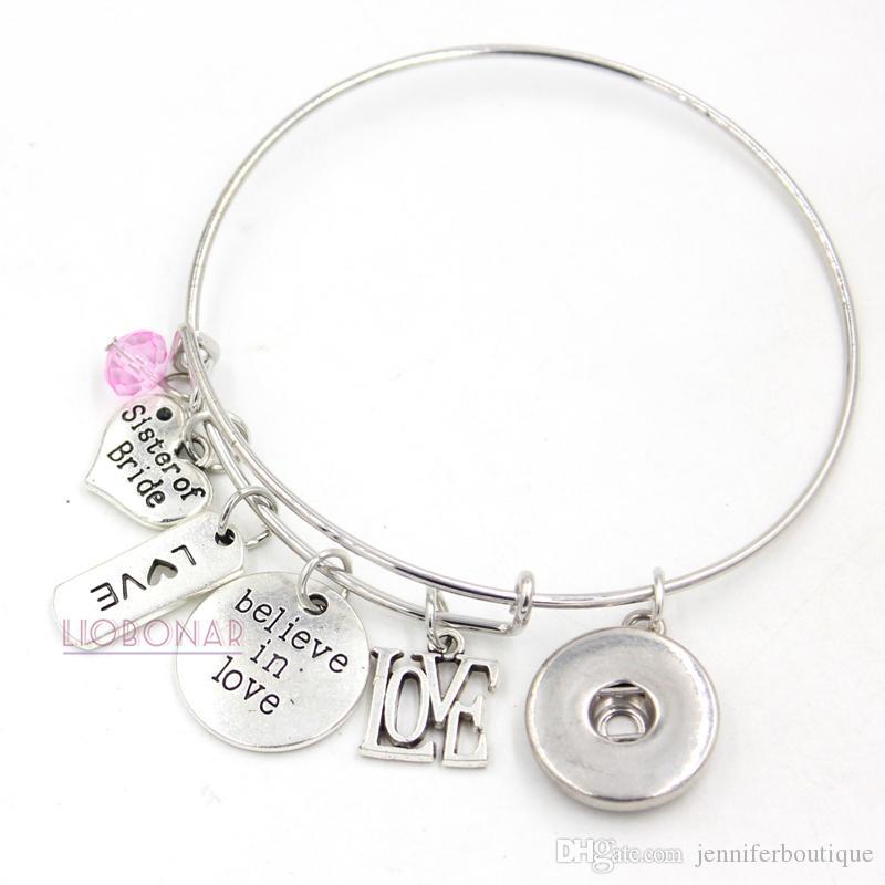 Snap Expandable Bracelet