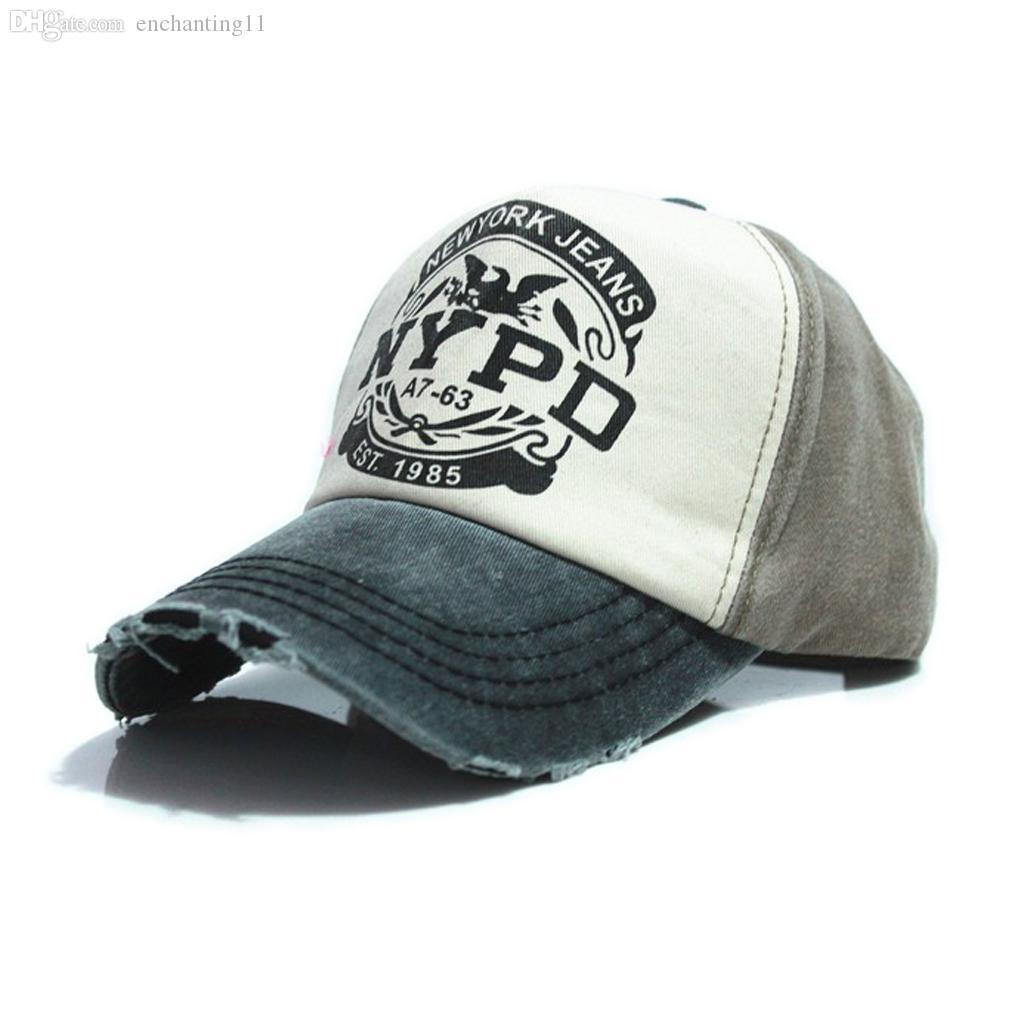 Berretto da baseball unisex in cotone berretto con visiera regolabile per il tempo libero