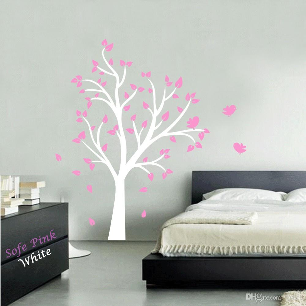 large tree and birds vinyl wall decal stickers for baby nursery large tree and birds vinyl wall decal stickers for baby nursery room kids wall art decoration