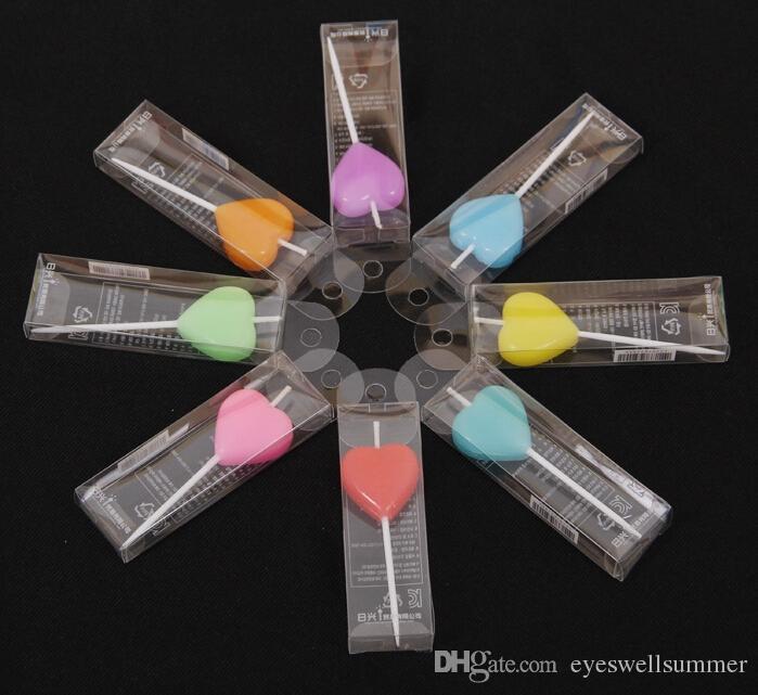 2,5 cm velas aman el arte de la vela de mini velas de cumpleaños ambiente exótico fuente Valentine' decoratiions día