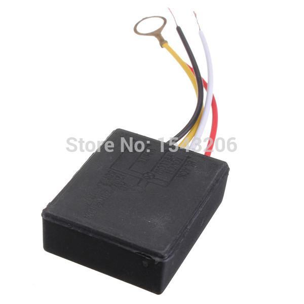 새로운 3 방식 AC 150W 데스크 조명 부품 터치 컨트롤 센서 램프 스위치 조광기 110V 50 Hz Bulbsc 주문 $ 18no 트랙