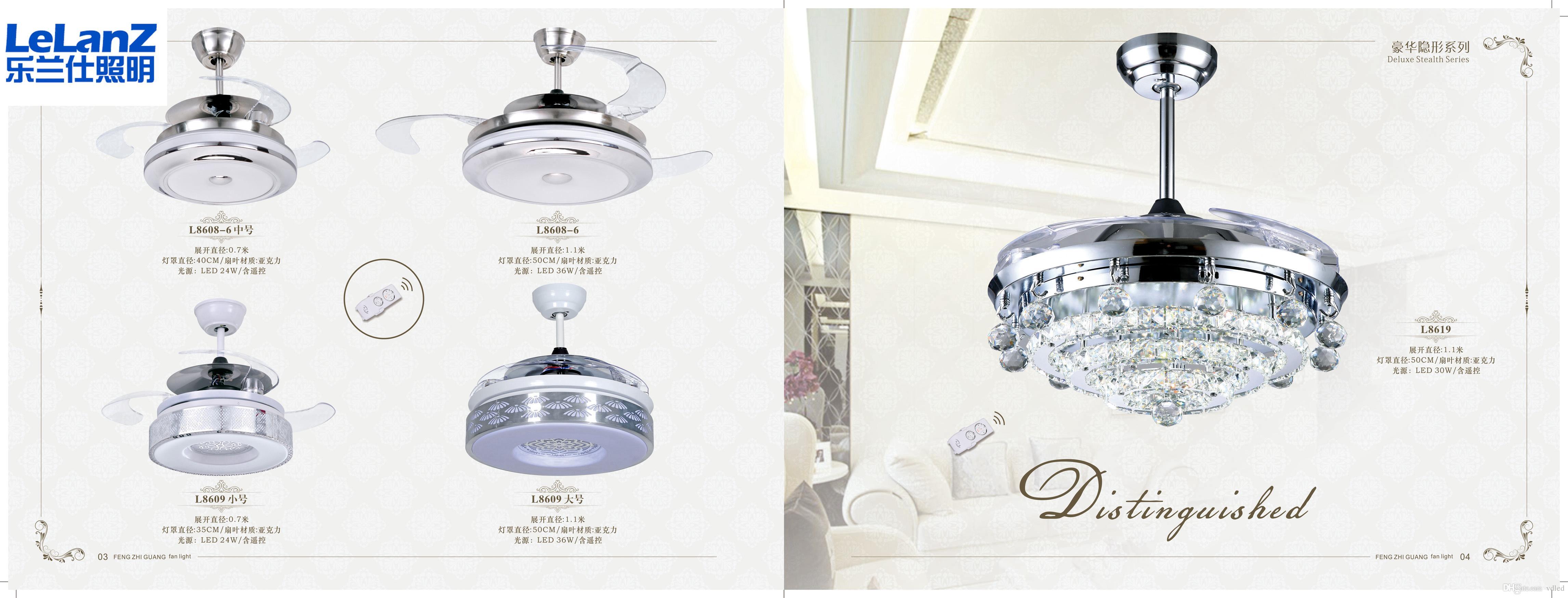 Wholesale ade of ceiling fan lamp Mediterranean European style of