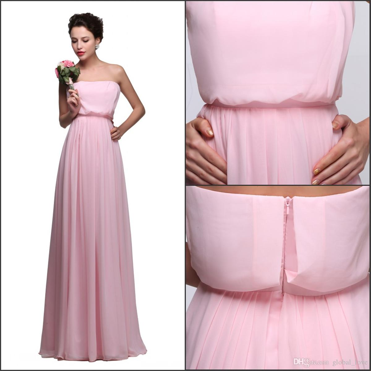 Lujoso Vestido De La Dama De Honor Inspirada Vendimia Ideas - Ideas ...