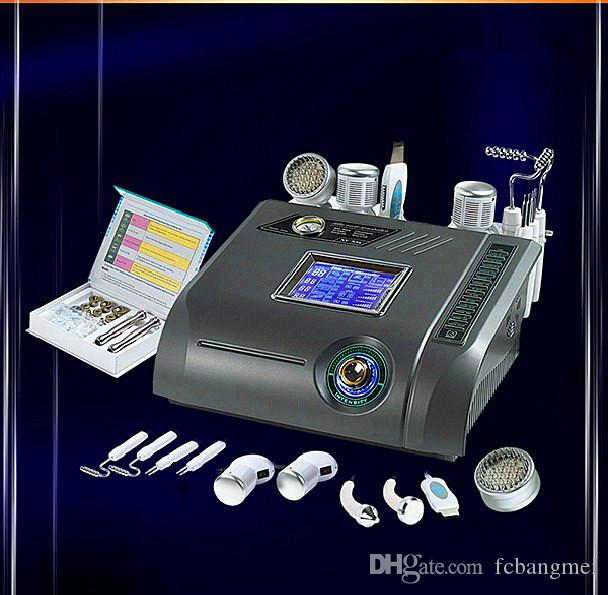 Высокое качество Новый 6 функций 2 In1 холодной обработки Dermabrasion алмазы уход за кожей салон красоты машина