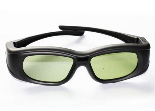 EPBT-05G 3D Occhiali da otturatore attivo Bluetooth RF Eyewear per Epson Elpgs03 Glasses