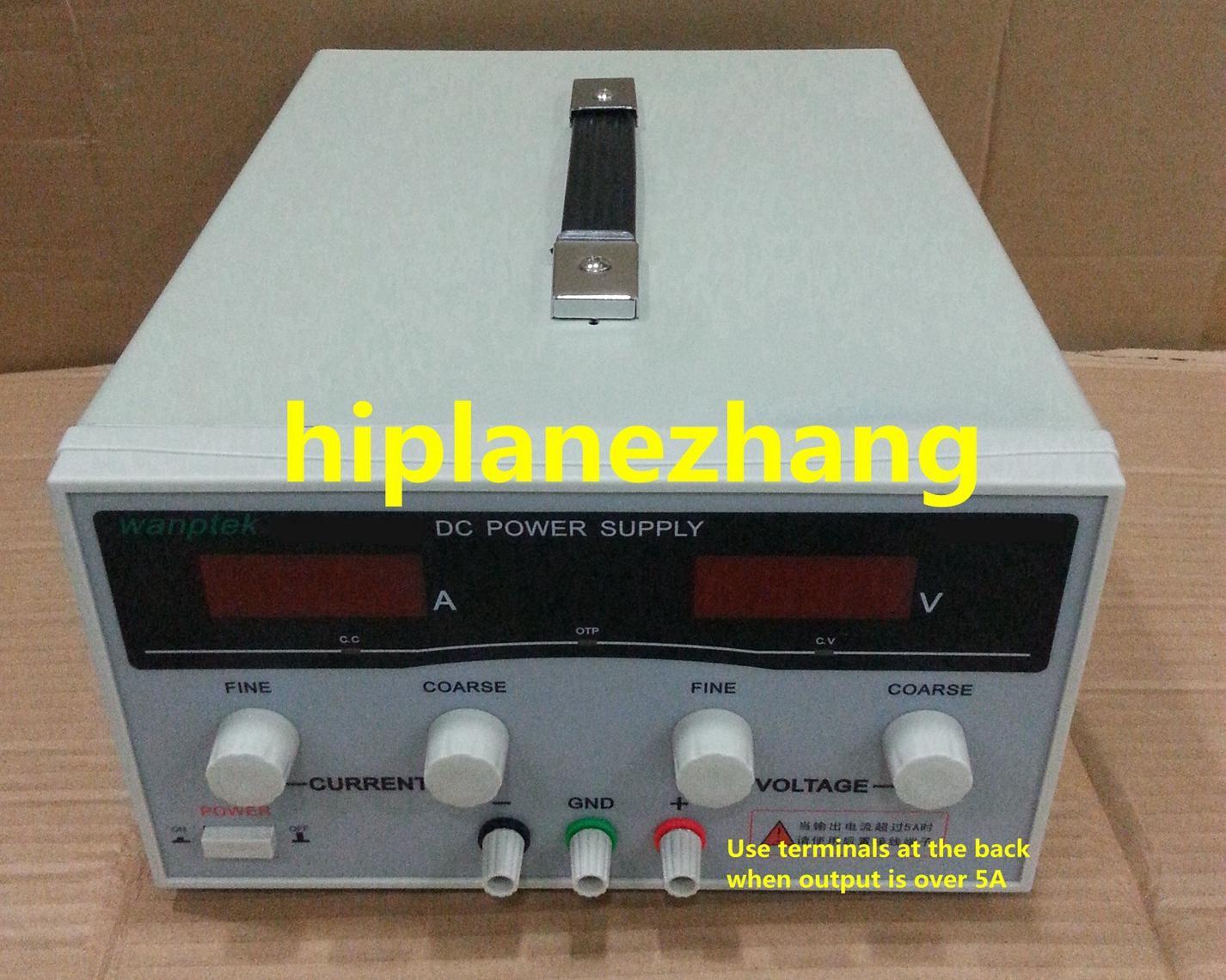 Регулируемая переменная DC импульсный источник питания выход 0-15В 0-30А поддержка электропитание AC110-220В KPS1530D