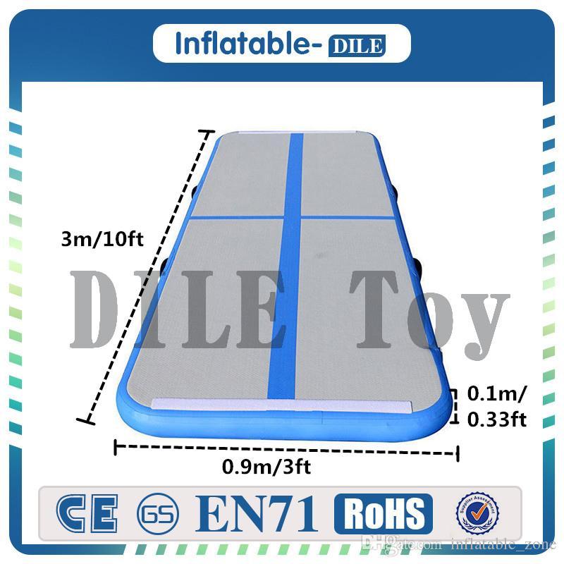 Air Track Mat Instructions
