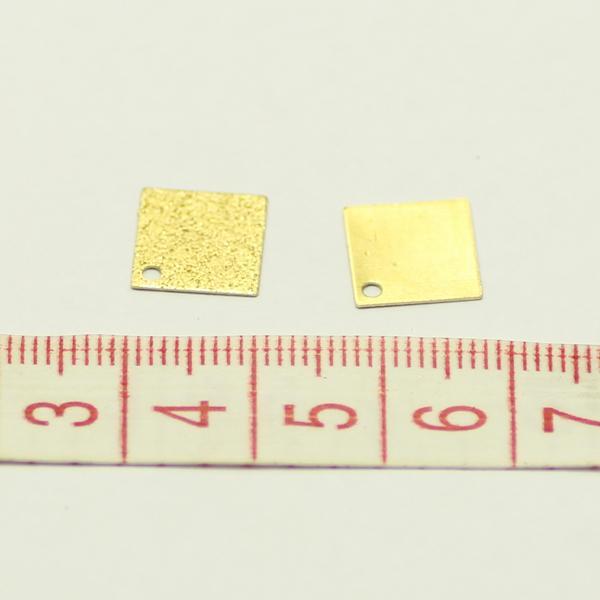 Латунный материал 10 мм отверстие Signle Sandust ремесла подвески дешевые ожерелья подвески 100 шт. / лот YSH2062