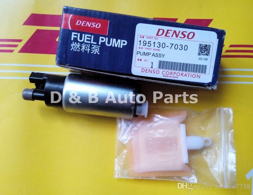 1pc Original Electric Fuel Pumps 195130-7030 195130-7160 195130-6970 For Japanese Cars