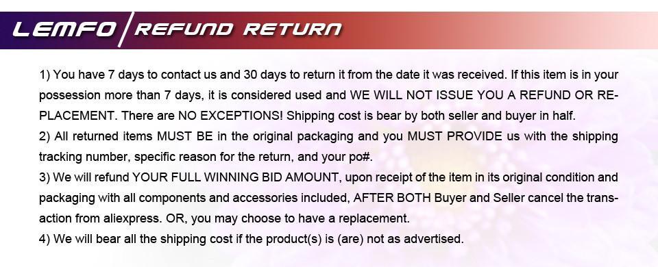 refund return