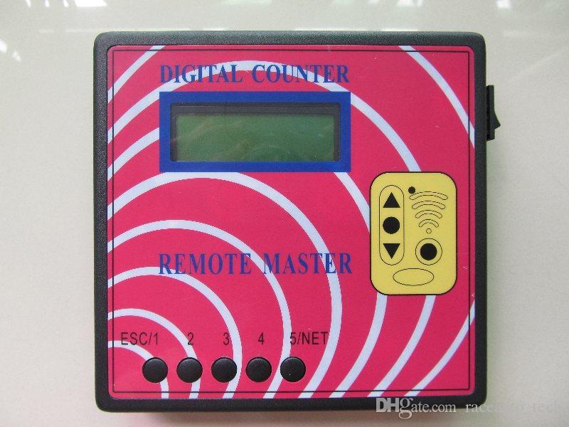 auto High quality Remote Control Copy tool DIGITAL COUNTER (REMOTE MASTER) Key copy machine free shipping