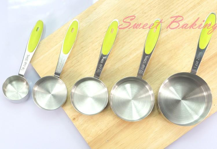 stainless steel measuring cups 2