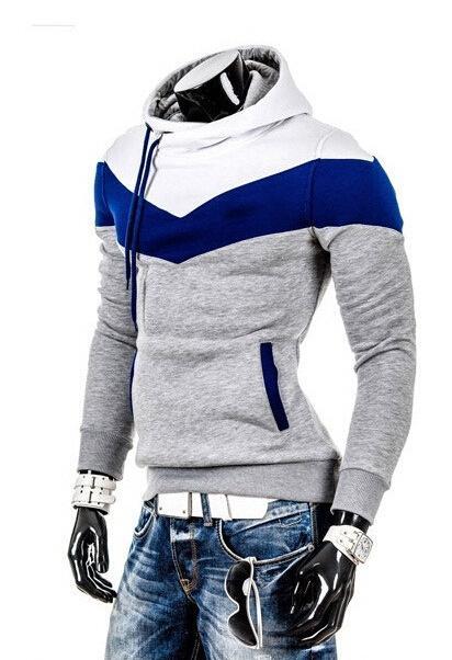 lässiger sweatshirt des neuen mannes hoody herren markensportklage 6color fleece hoodie jacken männer sportbekleidung männer hoodie sweatshirt