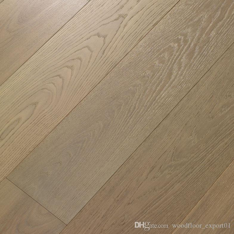 Old Ship Wood Flooringn floor Crack wooden strip flooring style Antique room floor AsianBrushed white oil wood floor