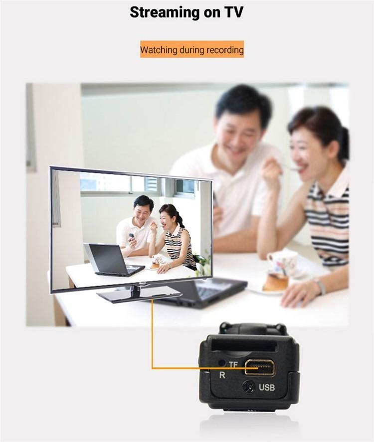 New arrival Smallest Full HD 1080P 720P Mini DV DVR Camera Camcorder IR Night Vision Motion Detect DVR QQ6 MINI DV (6)