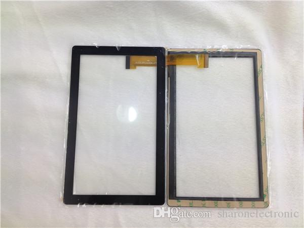 Replacement 7 inch Capacitive Touch Screen Digitizer Panel for 7 inch Allwinner A23 A33 Q8 Q88 Tablet PC JF-A7