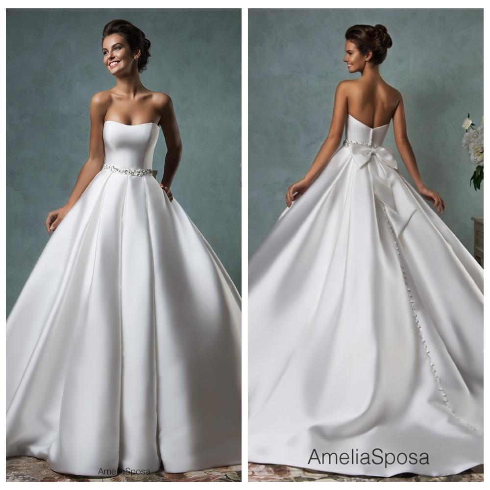 Amelia Sposa Wedding Dresses Ball Gowns