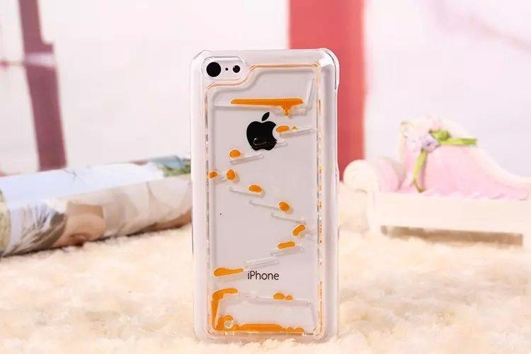 Goutte À Goutte Goutte Liquide Liquide Dynamique Cas Couvrir La Peau Pour IPhone 5C 5S 6 Proposé Par Dhgatebest, 2,03 € | Fr.Dhgate.Com