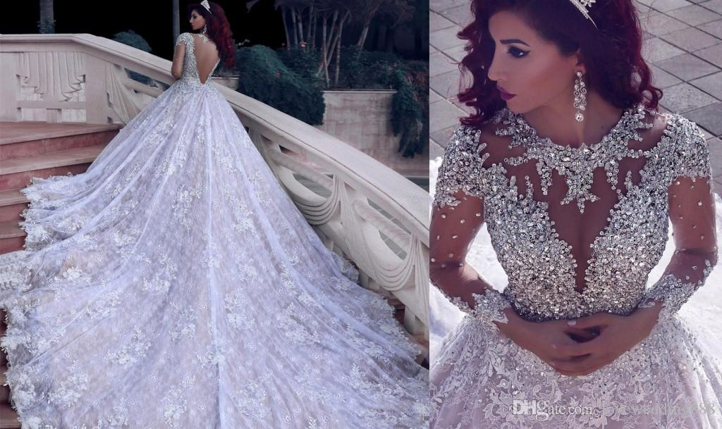 Backless Wedding Gowns Expensive