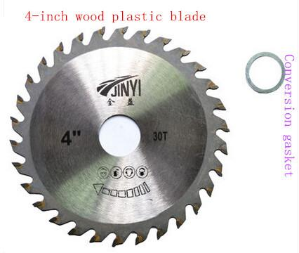 4-inch alloy saw blade woodworking carbide saw blade / cutting disc sawing wood angle grinder Available