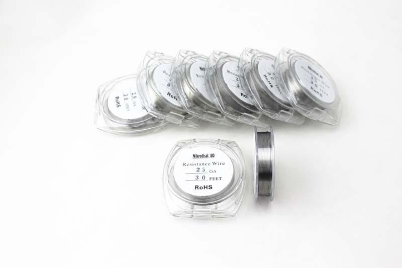 Nikrothal Nichrome 80 Ni80 Wire 32 30 28 26 24 22 20 Guage Heating ...