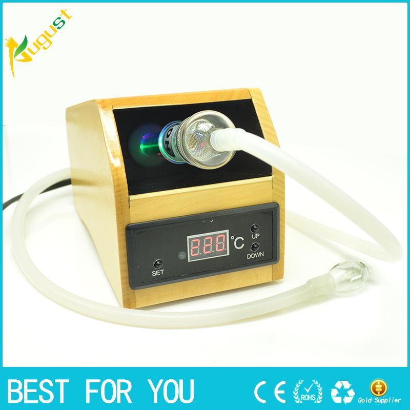 Zioło parownika ziołowe aromaterapia z szklanym batem 102 Kliknij N Vape Papieros Elektroniczny Papierosa Vaporizer Vape Kit Inny palenie