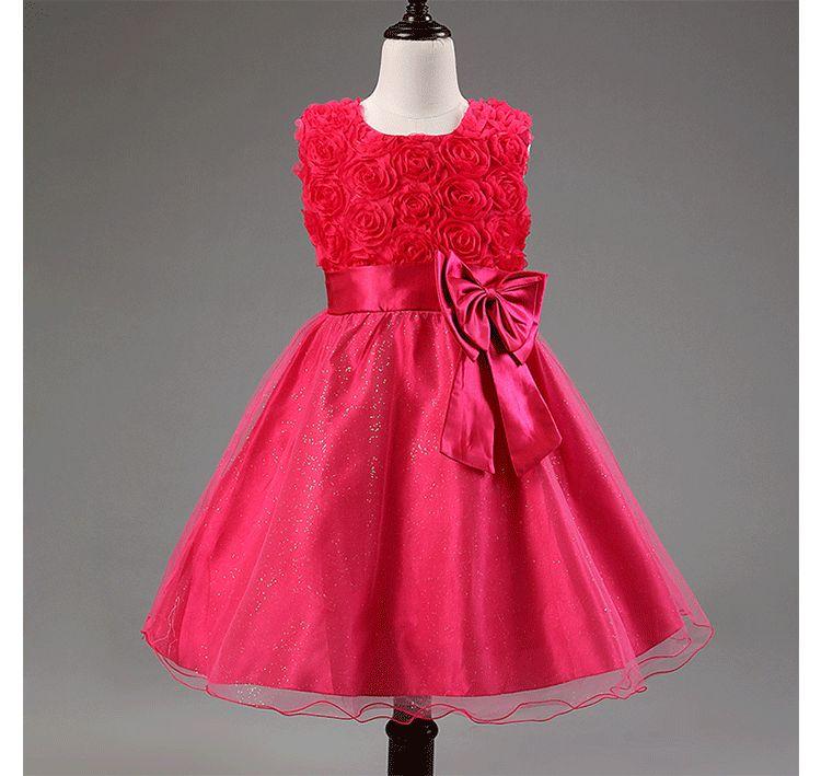 Beautiful children dresses Weddings Princess Pageant Party Dresses ...