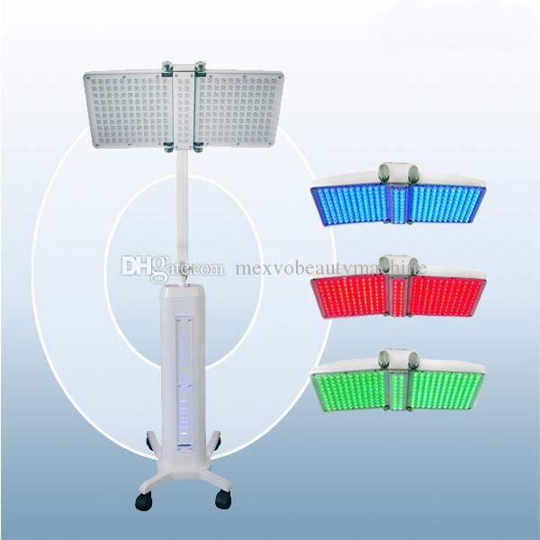 ベストセラー7色LEDライト療法のしわの除去LEDライト療法の皮の機械光子の若返りの顔の若返り
