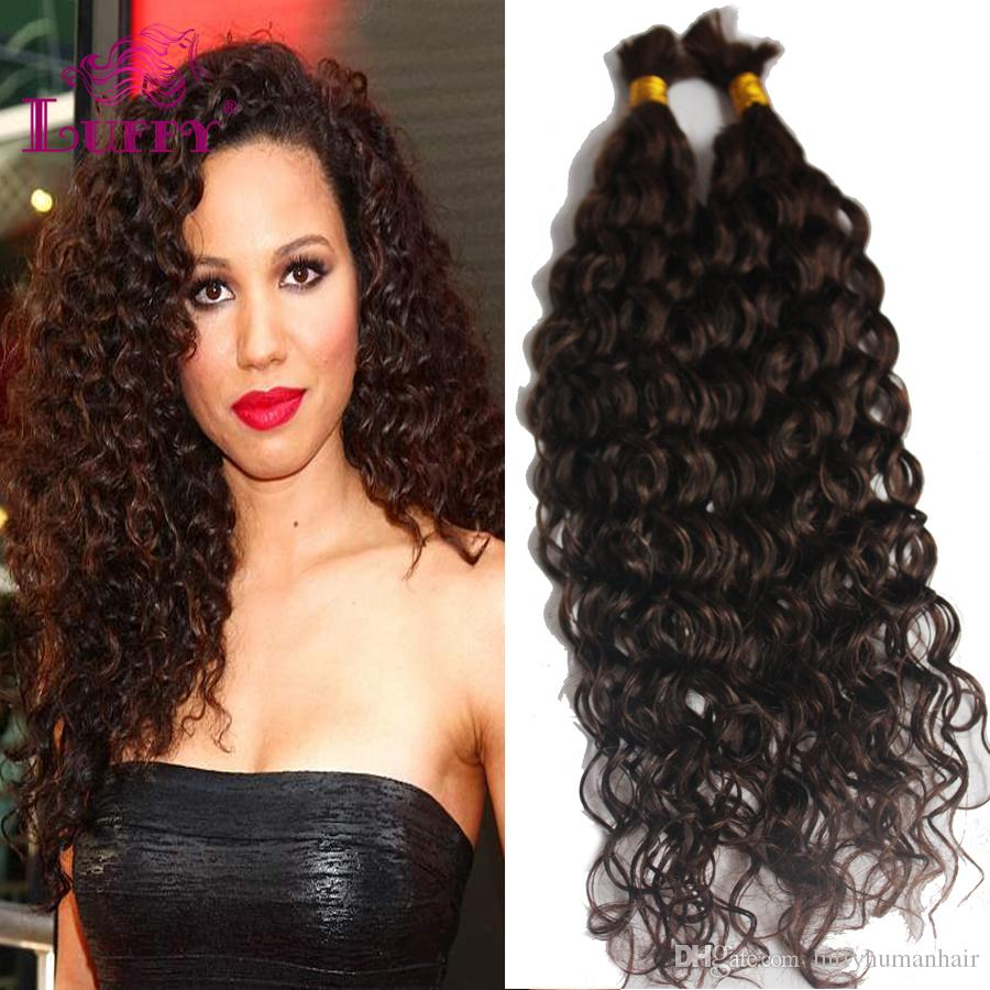 100 virgin indian human hair weaves no weft kinky curly wave 16 100 virgin indian human hair weaves no weft kinky curly wave 16 24inch color 2 indian detangle hair bundles bulk extensions 2bundles 2018 from pmusecretfo Gallery
