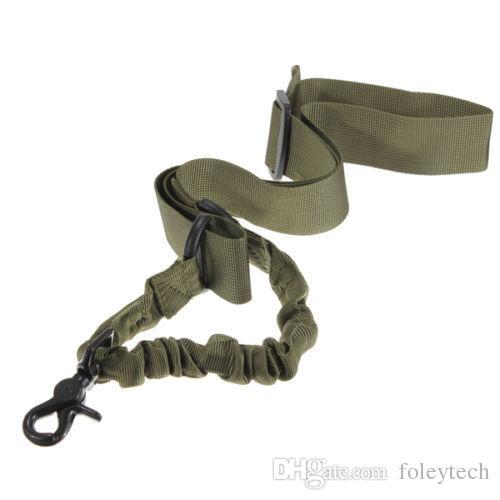 1 بنجي التكتيكية نقطة واحدة قابلة للتعديل لحزام نظام بندقية بندقية بندقية