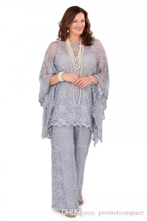 Plus Size Pant Suits for Special Occasions