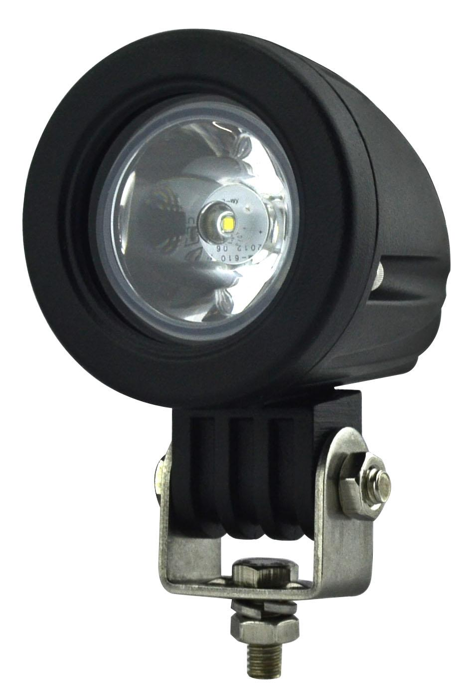 High Quality 2 INCH 10W ROUND CREE LED WORK LIGHT ,FOR OFF ROAD USE ,FOG LAMP
