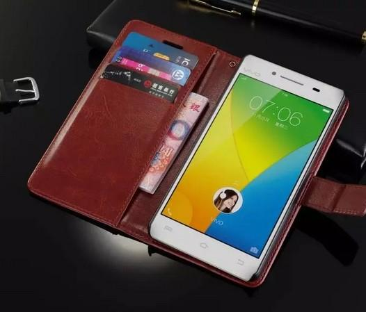 the latest f0452 e5827 2016 Fashion For BBK Vivo Y51 Case Flip Cover Wallet Luxury Original  Colorful Cute Plastic Ultra Thin Leather Case For BBK Vivo Y51 Y51t Cell  Phone ...