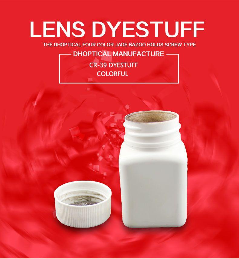 무료 배송 안경 렌즈 염색 파우더 10 색 안경 염색 안경 상점 안경 도매 무료 배송 선박의 안경 액세서리