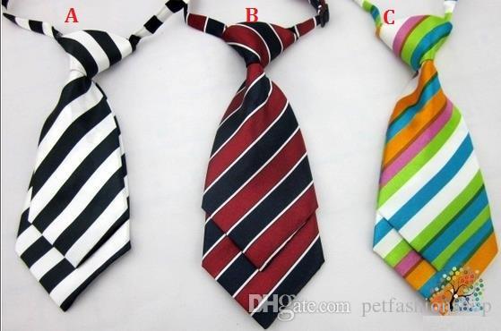 100 stk / partij fabriek verkoop grote hond stropdas grote banden handgemaakte verstelbare hondenbanden huisdier strikje stropdassen dog grooming levert P6