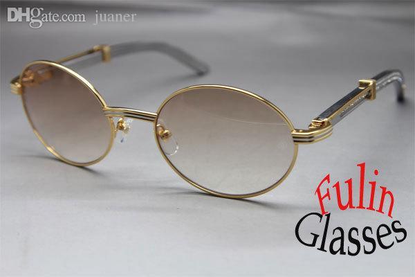 도매 - 다이아몬드 스테인리스 선글라스 7550178 남자 태양 안경 크기 : 57-22-140 mm