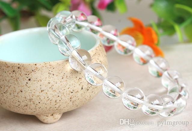 Natural Crystal hand chain bracelet fengshui ring wedding Engagement wholesale lady IT DE women Paris EUR UK