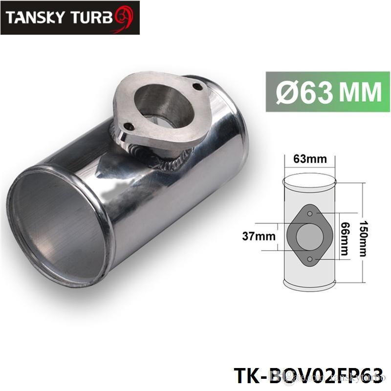 """Högkvalitativ 63mm 2.5 """"bov t teepipe för greddy rz / rs, turbonetics raptor tk-bov02fp63"""