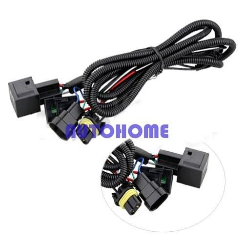 Xenon HID Conversion Relay Wiring Harness H11 9005 9006 (4)