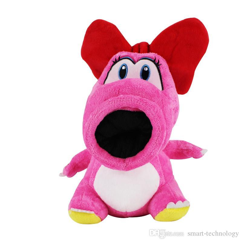 2020 9 23cm Large Super Mario Bros Birdo Catherine Soft Stuffed