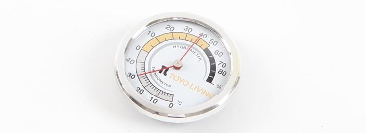 6 Thermometer Hygrometer