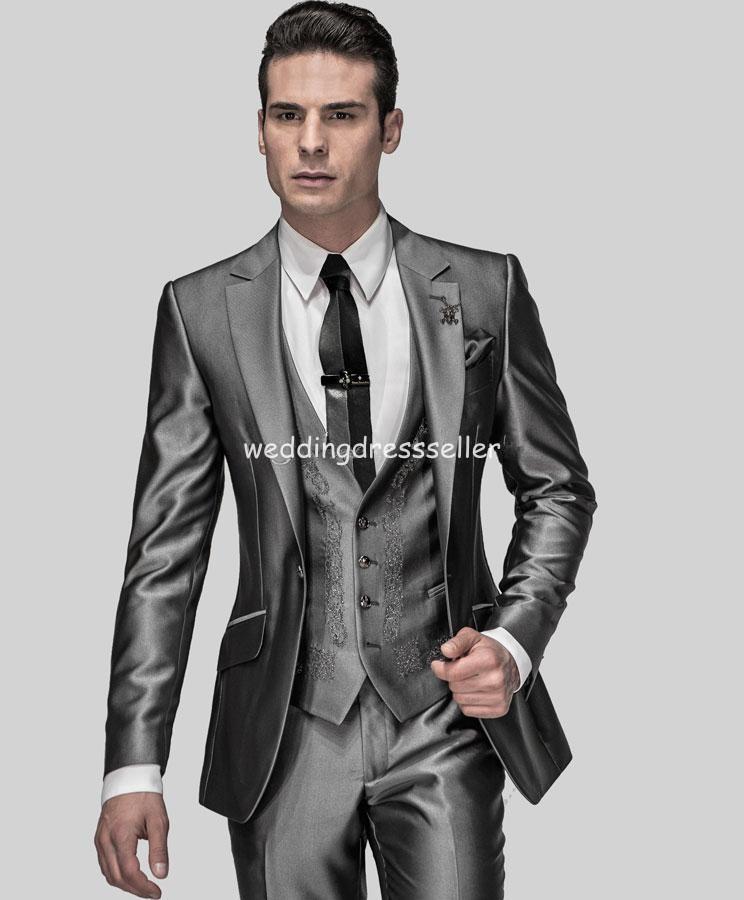 Perfect Bride Groom Suits Photo - Wedding Ideas - nilrebo.info