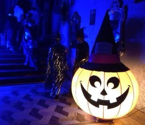 Halloween Inflatable Lighting Inflatable Pumpkin for Party/Club Halloween Decoration