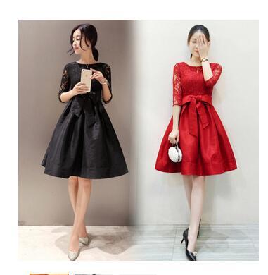 Hlot sale 여성 섹시한 나이트 드레스, 여름 LADY 패널 긴팔 티셔츠 송료 무료
