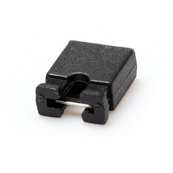 جودة عالية 100pcs التي الطائر الصغير مصغرة لرأس 2.54 ملم (shunts) أدنى سعر النظام $ 18no المسار