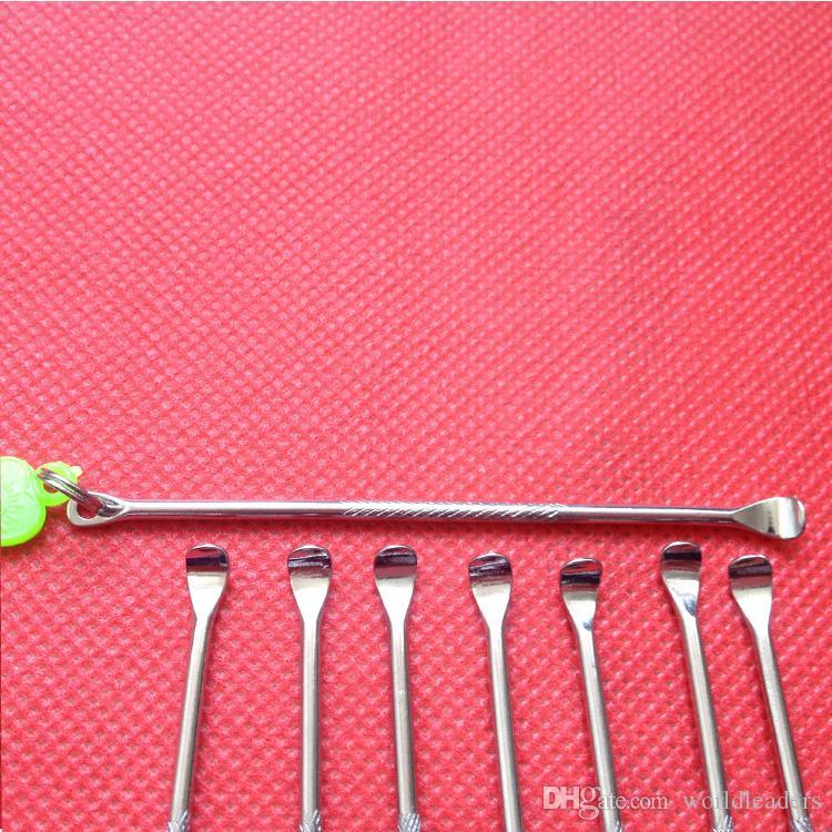 Qualität Wachs Dabber Werkzeug Vax Zerstäuber Edelstahl Dab Titan Nagel sauber Werkzeug trocken Kräuter Verdampfer Stift