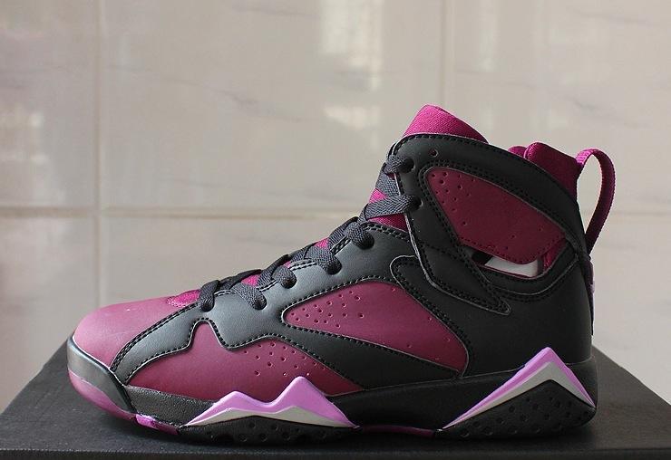 air jordan retro 7 purple pink